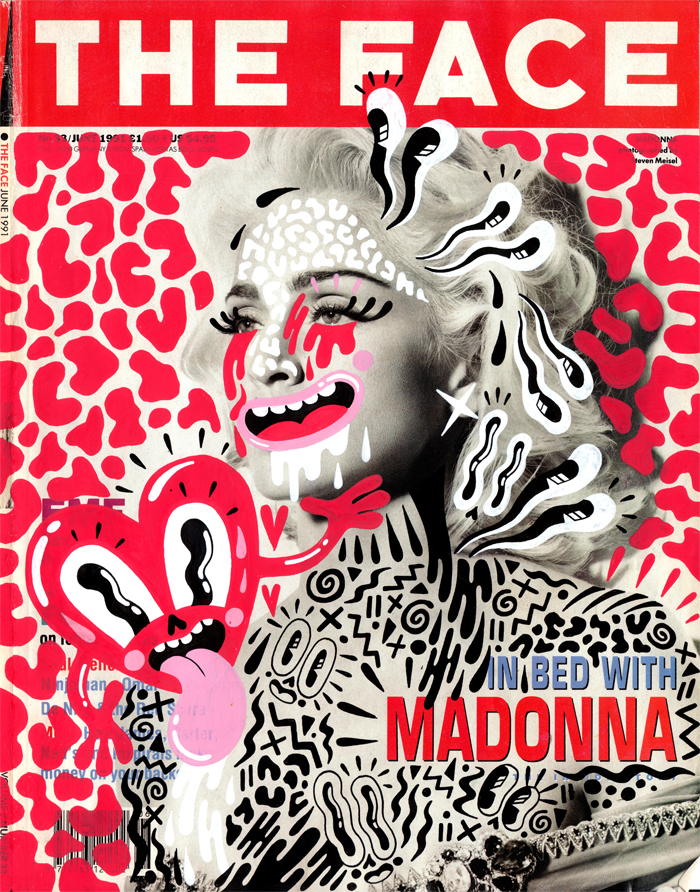 054_Madonna_The Face_2014